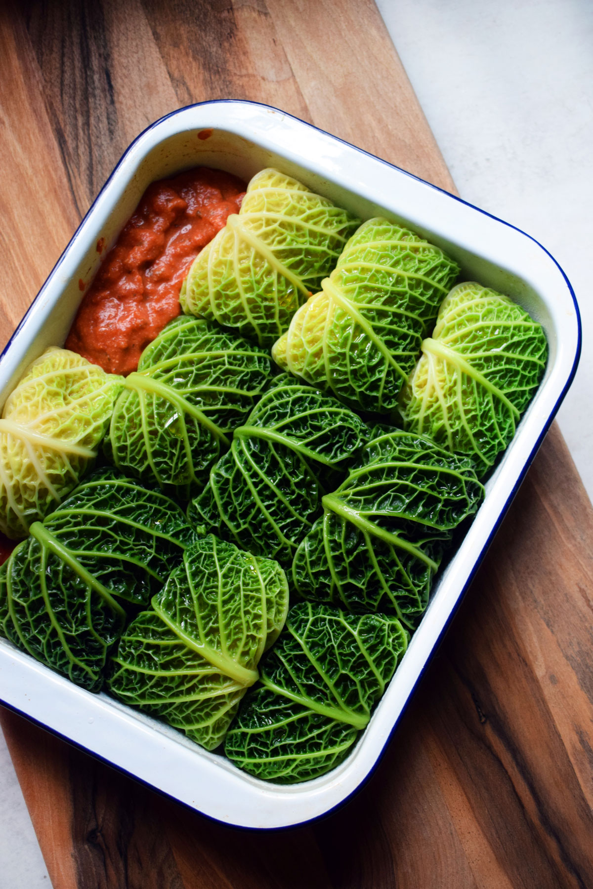 Vegan Cabbage Parcels Let S Eat Smart